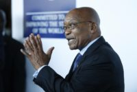 Zuma says he received death threat after commission testimony