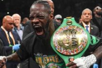 Boxing deaths a scary feeling – Deontay Wilder