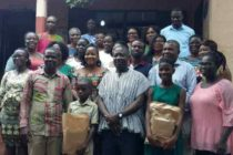Two Pupils of Mawuli Basic Sch. Win Open Defecation Free Competition