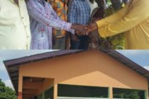 Adaklu Assembly hands over kindergarten block to Adaklu-Kpodzi