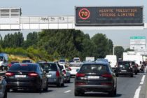 Paris bans old diesel cars as heat-wave worsens pollution