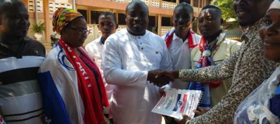 """""""I will snatch Ketu South seat for NPP"""" – MCE"""