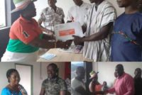 Former MCE, five others file nominations for Hohoe NDC parliamentary primaries