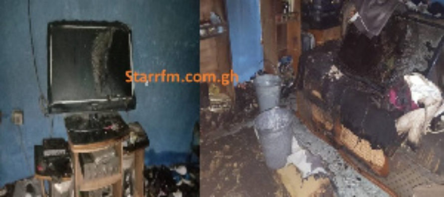 Houses set on fire in Bolga again over chieftaincy dispute