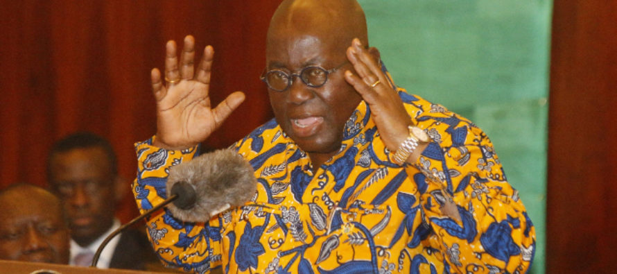 'Judges not cooperating with galamsey fight ' – Akufo-Addo