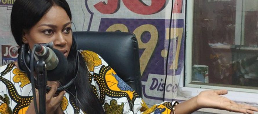 Video: Why didn't NPP protect me after 'dumsor' vigil? – Yvonne Nelson