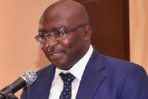 Bawumia mocks 'General Mosquito' over acquisition of Master's degree in Defence and International Politics