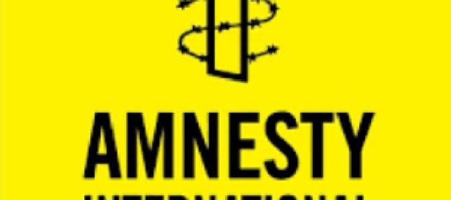Amnesty International cautions travelers to US over 'gun violence'
