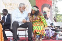 North Dayi MP honoured by constituents
