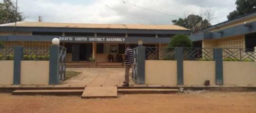 Akatsi South Assembly's vehicle confiscated over GH¢31,000.00 judgment debt