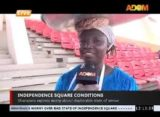 Danger: Independence Square faces collapse, cracks everywhere (Video)