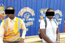 Two arrested for impersonation of PDS staff