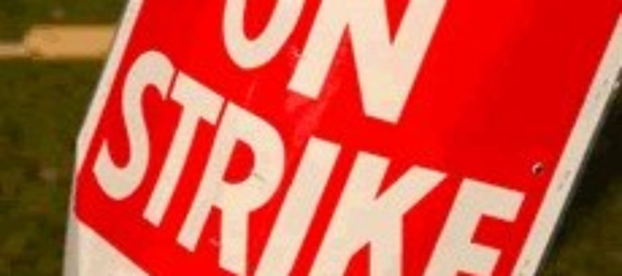 GNAT declares strike in 6 regions
