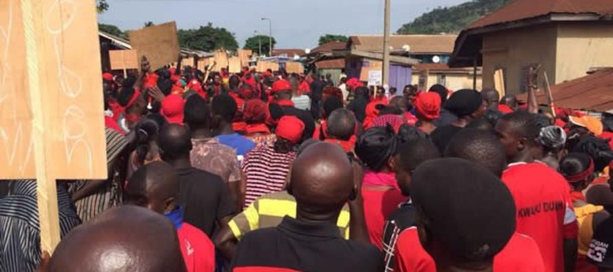 CONES to demonstrate against GSS over unpaid allowance