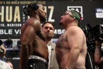 What Anthony Joshua told Andy Ruiz Jr in face-to-face meeting in Saudi Arabia