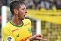 Two jailed over Sala's online image