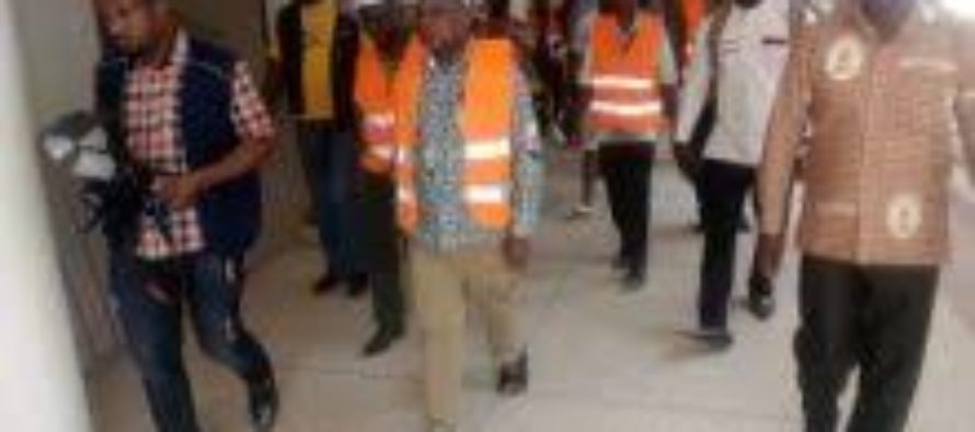 Man in trouble for allegedly assaulting sanitation health officer
