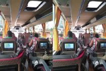 National Road Safety Authority to ban TVs in buses