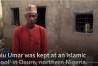 Video: I was treated like an animal in a Nigerian torture school