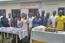 Peki Gov't Hospital Graduates 16 Rehabilitated Mental Health Clients