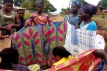 Oti Region: Woman in labour gives birth in the middle of the road