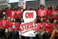 Chicago teachers go on strike