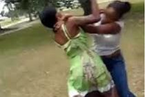 Watch:Two vendors exchange blows on Legon campus
