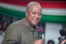 Mahama commends President Akufo-Addo for completing Adaklu SHS