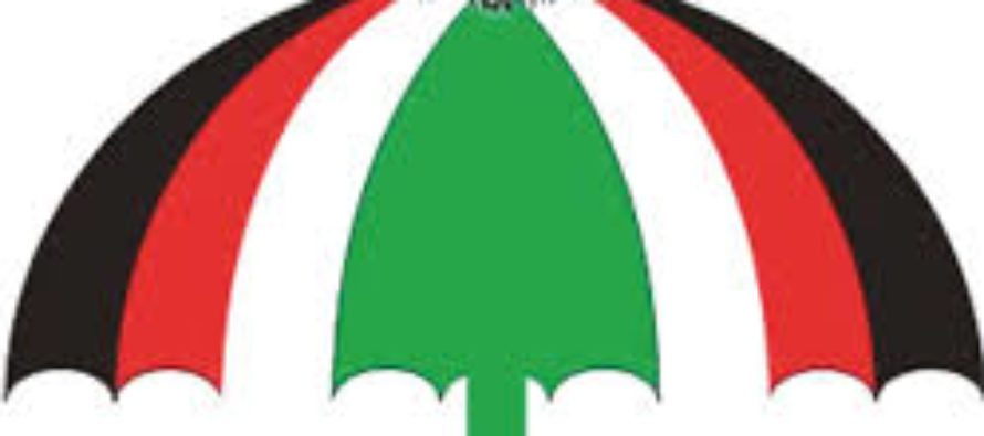 Hohoe NDC laments defacing of posters