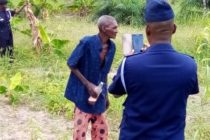 Atebubu: 77-year-old weed farmer arrested; 2 acre farm destroyed