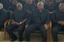 Rawlings debunks alleged bad blood with Mahama