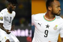 Jordan, Partey shortlisted for 2019 CAF Player of the Year