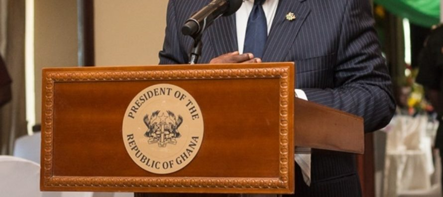 Bank clean-up yielded GHS1.67bn 1H profit for BoG – Akufo-Addo
