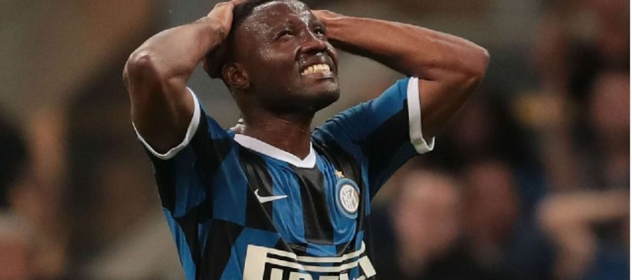 Asamoah out of Inter's CL showdown with Dortmund