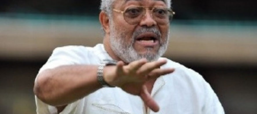 Today in 2004: Rawlings denies beating up Bongo DCE