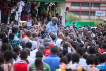Mahama promises new market, road for Sogakofe
