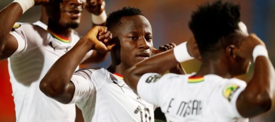 U23 AFCON: Ghana close in on Olympic spot, play Ivory Coast in Tuesday's semi