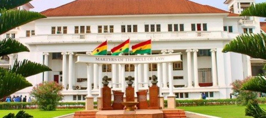 Akufo-Addo appoints 3 to Supreme Court