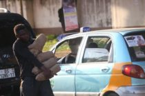 Yam sellers invade Accra streets
