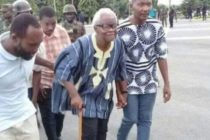 Separatist movement declares independence for Western Togoland
