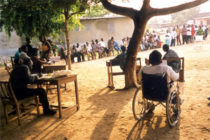 Krachie Nchumuru MP laments about lack of support for PWDs