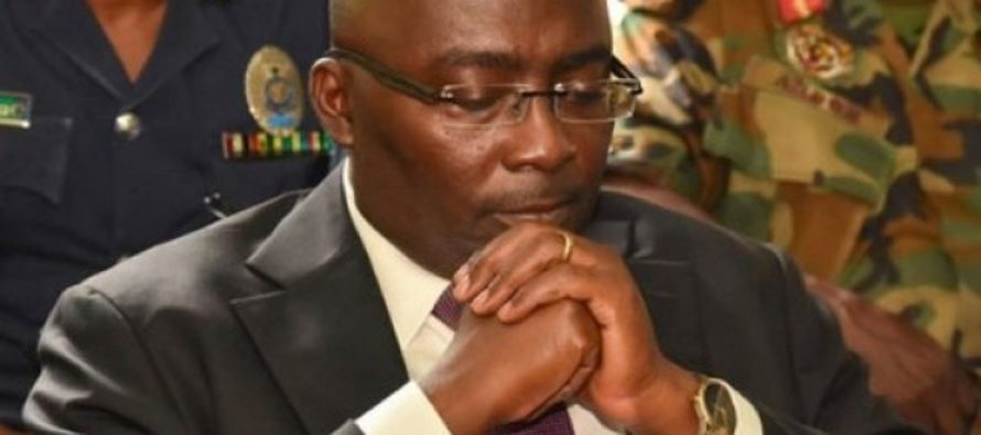 Four arrested over alleged robbery in Bawumia's house