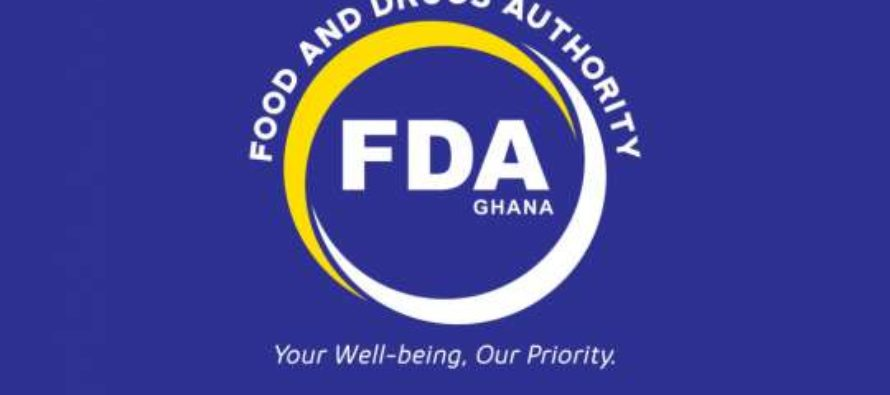FDA, agents impound contraband drugs at Aflao