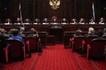 Russian court jails Jehovah's Witness for practising banned faith