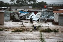 South Africa hit by floods and power cuts