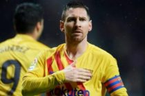 La Liga: Late Messi magic sends champions top