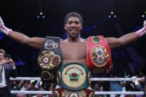 Joshua beats Andy Ruiz to reclaim heavyweight world titles
