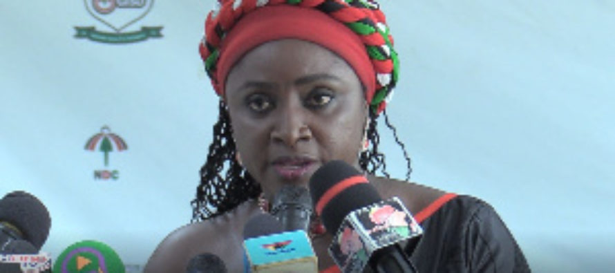 Hanna Bisiw jabs 'empty' Napo for linking Teachers' strike to NDC