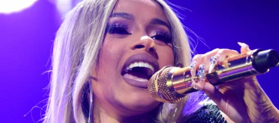 Anger in Ghana over 'snub' by US rapper Cardi B