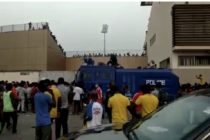Police interdict cop who shot Kotoko fan